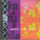 jonathan elias - music for film CD 1992 24 tracks used mint