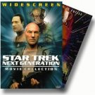 star trek next generation movie collection - generations first contact insurrection DVD 2002