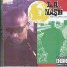 L.A. Nash featuring teena marie CD 1995 menes records 22 tracks used mint