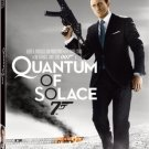 quantum of solace - two disc special edition DVD 2009 MGM used mint