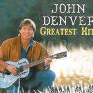 john denver - greatest hits CD 3-disc set 2005 timeless music used mint