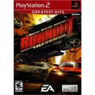 playstation 2 burnout revenge electronic arts criterion used