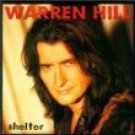 warren hill - shelter CD 1997 discovery 12 tracks used mint