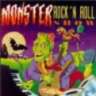 monster rock 'n roll show - various artists CD 1990 DCC 29 tracks used mint