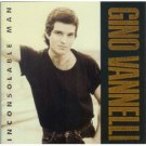 gino vannelli - inconsolable man CD 1990 BMG 10 tracks used mint