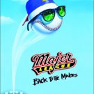 major league - back to the minors DVD 2000 warner used
