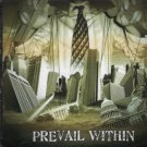 prevail within - architects of broken souls CD 2006 9 tracks new