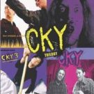 cky trilogy DVD 2-discs 2003 slam film used