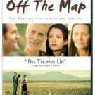 off the map - joan allen + valentina de angelis DVD 2005 sony used mint