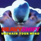 heavyshift - unchain your mind CD 1995 china discovery 10 tracks used