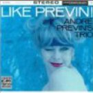 andre previn's trio - like previn! CD 1994 fantasy ojc 8 tracks used mint