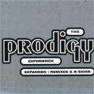 prodigy - experience + expanded: remixes & b-sides CD 2-discs 1992 xl-recordings used