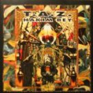 hakim bey - T.A.Z. CD 1994 island axiom 6 tracks used mint