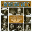 antone's anniversary anthology vol. 2 CD 1991 antone's records & tapes 11 tracks used mint