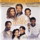 much ado about nothing - original motion picture soundtrack - patrick doyle CD 1993 epic soundtrax