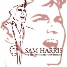 sam harris - best of the motown sessions CD 1998 finer arts records 10 tracks used mint