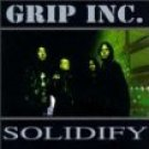 grip inc. - solidify CD 1999 metal blade 11 tracks used mint