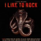 i like to rock - various artists CD 1997 disky 16 tracks used mint
