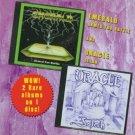 emerald - armed for battle + oracle - selah CD 2001 magdalene 15 tracks used mint