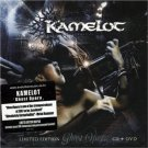 kamelot - ghost opera CD + DVD limited edition 2007 steamhammer used mint