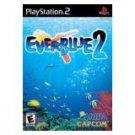 everblue 2 - playstation 2 2003 arika capcom Everyone used mint