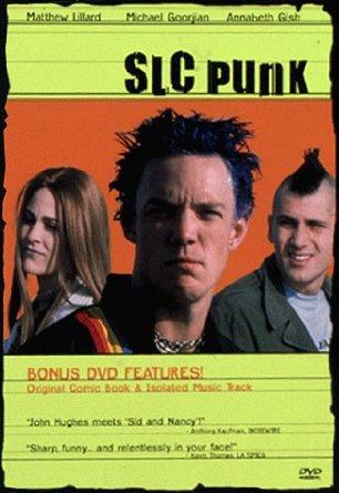 slc punk - matthew lillard + michael goorjian DVD 1999 sony used mint