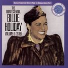 billie holiday - quintessential billie holiday volume 6 (1938) CD 1990 sony 18 tracks used mint