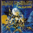 iron maiden - live after death CD 2-discs 1995 castle used mint