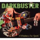 darkbuster - a weakness for spirits CD 2006 i scream music 18 tracks used mint