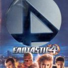 fantastic 4 - ultimate 2-disc collector's set DVD with tin case used complete mint