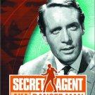 secret agent aka danger man - set 3 DVD 2-disc box 2002 A&E used mint