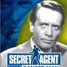 secret agent aka danger man - set 5 DVD 2-disc box 2002 A&E new