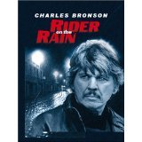 rider on the rain - charles bronson DVD 2005 905 entertainment used mint