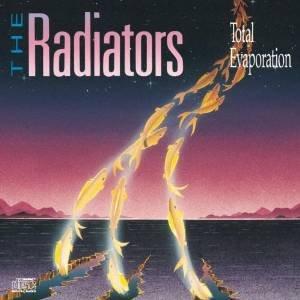 radiators - total evaporation CD 1991 sony 13 tracks used mint