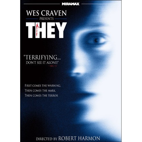 wes craven presents THEY - laura regan DVD miramax 90 minutes used mint