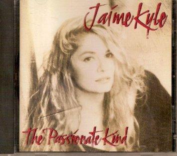 jamie kyle - the passionate kind CD 1992 atlantic 10 tracks used mint