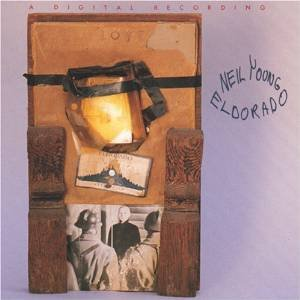 neil young - eldorado CD 1989 reprise warner-pioneer japan used mint without obi