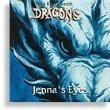 paul reed smith PRS dragons - jenna's eyes CD 12 tracks used mint