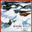 bikini kill - reject all american CD 1996 kill rock stars 12 tracks used mint