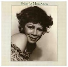 minnie riperton - best of minnie riperton CD 1989 capital 13 tracks used mint