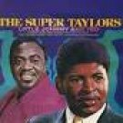 super taylors - little johnny and ted CD paula records blues series 12 tracks used mint