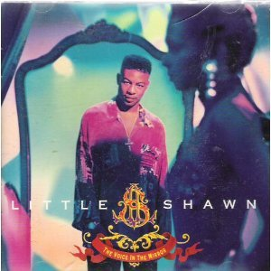 little shawn - voice in the mirror CD 1992 capitol 14 tracks used mint