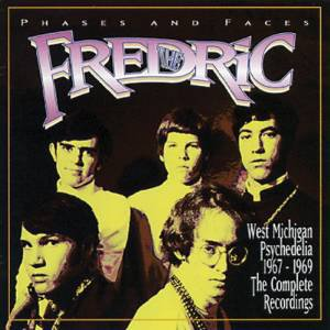 fredric - phases and faces CD 1996 arf arf 17 tracks used mint