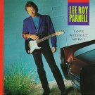 lee roy parnell - love without mercy CD 1992 arista 10 tracks used mint
