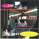 50 foot hose - ... live and unreleased CD 1995 weasel disc captain trip 8 tracks used mint