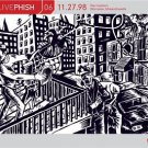phish - live 06 11.27.98 centrum worcester ma 3CDs 2001 elektra used