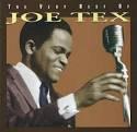 joe tex - very best of joe tex CD 1996 rhino 16 tracks used mint