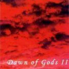 dawn of gods II - various artists CD metal horse italy 17 tracks used mint