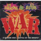paragons vs jesters - war CD 1987 sting music 25 tracks new