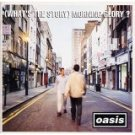 oasis - (what's the story) morning glory? CD 1995 sony epic 12 tracks used mint